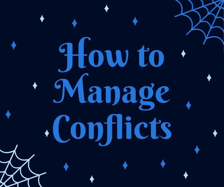 Art of conflict management